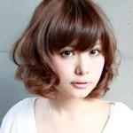 2013 Japanese Wavy Hairstyle