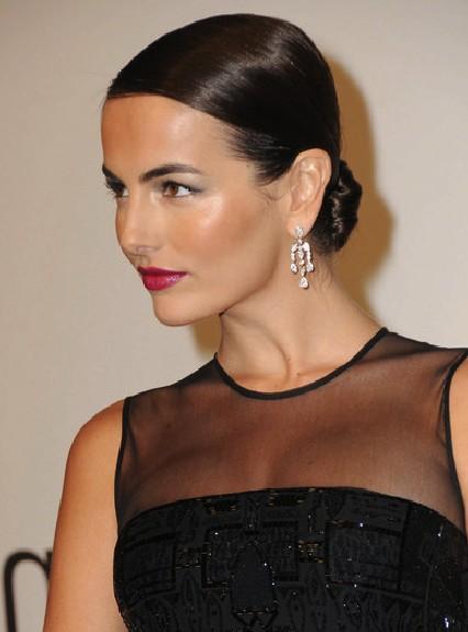 Camilla Belle Chignon