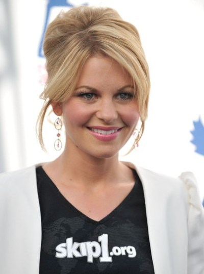 Candace Cameron Bure Beehive