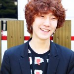 Korean Young Guys Hairstyle