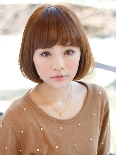 Japanese Bob Hairstyle For Girls Hairstyles Weekly