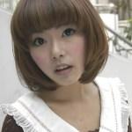 Japanese Girls Hairstyle