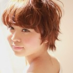 Japanese Hairstyle for summer