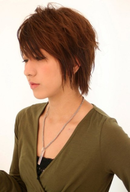 Japanese-Short-Hair-Cut