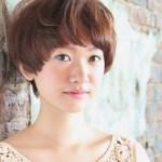 Japanese Short haircut with bangs