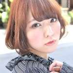 Kawaii Short Japanese Hairstyle