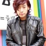 Korean Curly Hair Styles for Men