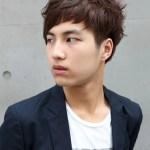 2013 Asian haircut: Korean guys hairstyles