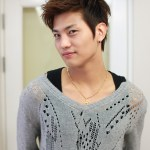 Korean hairstyles for young boys 2013