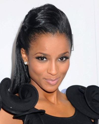 Long Black Hairstyle for Black Women