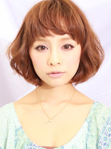 Popular Japanese Hairstyle With Bangs Hairstyles Weekly