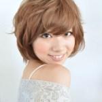 Short Asian Hairstyles 2013