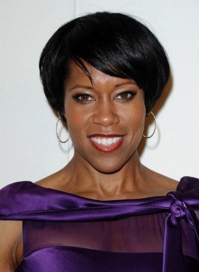Short Black Haircut for Black Women