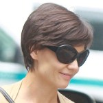 Katie Holmes Short Haircuts with Layers