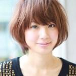 Short Japanese Hairstyle 2013