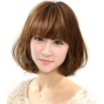 Short Japanese Hairstyles 2013