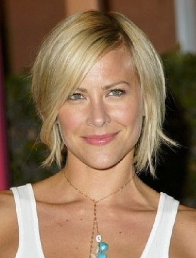 Short Wedge Bob Hairstyle 2013