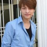 Sleek Asian hairstyle for men
