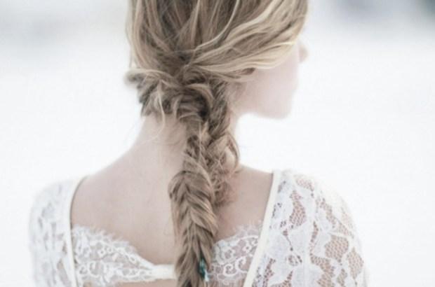 Stylish Fishtail Braid Hairstyle
