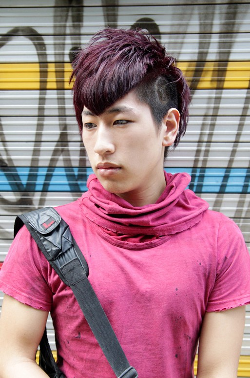 Spiky Korean Haircut For Guys Hairstyles Weekly