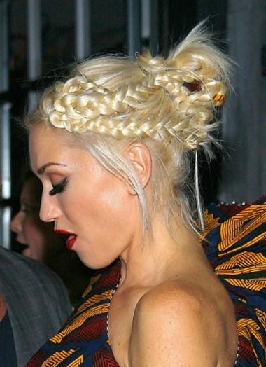 Trendy Braided Updo Hairstyles