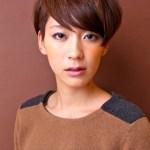 Boyish Japanese Haircut 2012