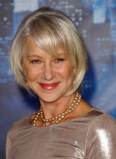 Wedge Hair Styles For Older Women