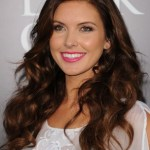Audrina Patridge Flowing Waves and Curls