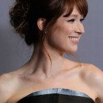 2013 Cute Updo Hairstyles for Women: Cute Updo Hairstyle with Bangs