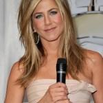 Jennifer Aniston Layered Hairstyle