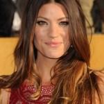 Jennifer Carpenter Casual Long Brown Hairstyle