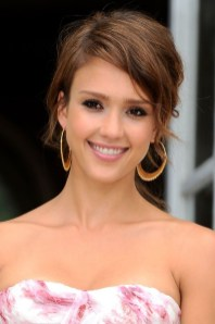 Cute Soft Tousled Prom Updo Hairstyle 2013