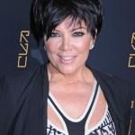 Kris Jenner Layered Razor Cut