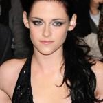 Long Black Side Ponytail from Kristen Stewart