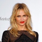 Long Blonde Hairstyle with Layers from Natasha Poly