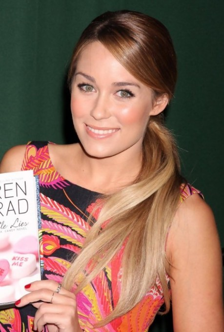 Ombre Hair Color Trends: Lauren Conrad Ombre Hair
