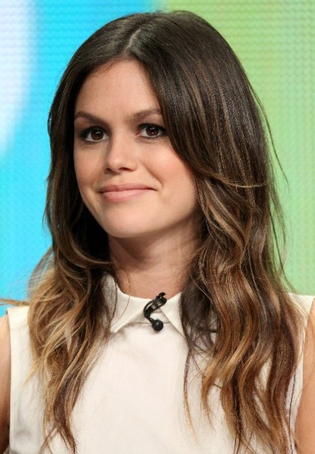2013 Ombre Hair Trend: Rachel Bilson ombre hair