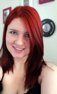 Reds Rich Auburn hair color 2013