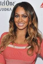 Sexy Long Wavy Hairstyle with Shiny Golden Highlights