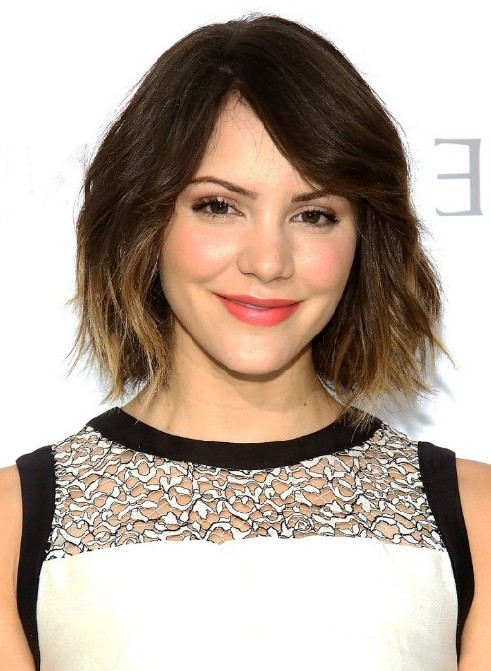 Short Ombre Hair 2014 - Trending Short Hairstyle for 2014