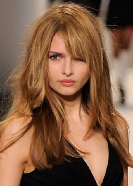 Choppy Long Straight Hairstyles for Women - 2013 Hairstyles