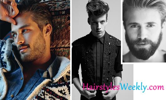 Mens Hairstyles 2014 Trendy Haircuts For Men Hairstyles Weekly