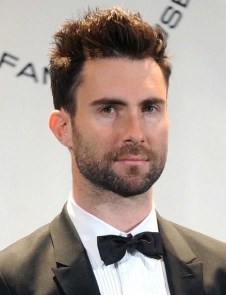 Adam Levine Hairstyles for Men
