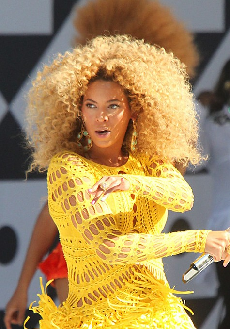 Beyonce Knowles Curly Hair Styles Hairstyles Weekly