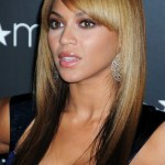 Beyonce Knowles Light to Dark Ombre Hair