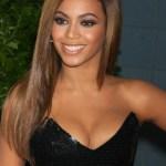 Beyonce Knowles Sleek and Asymmetrical Hairstyles