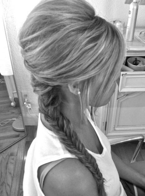 Cute Fishtail Braid for Girls