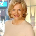 Diane Sawyer Hair Style for Older Women