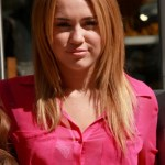 Miley Cyrus Shoulder Length Hairstyles