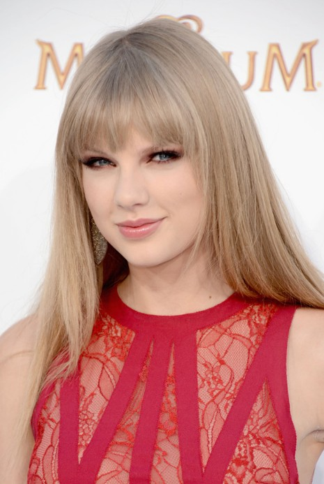 Taylor Swift Long Hairstyles